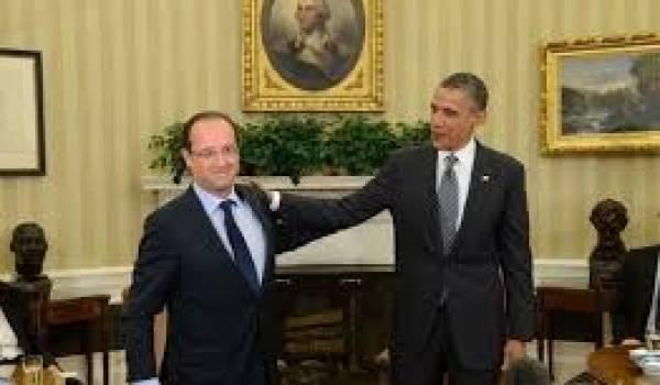 Hollande et Obama