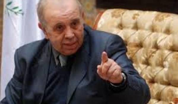 Farouk Ksentini a fait de graves déclarations sur le Maroc.