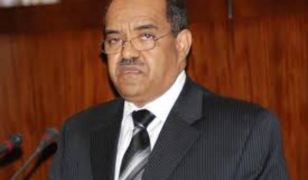 Mohamed Laksaci nous annonce la catastrophe à venir.
