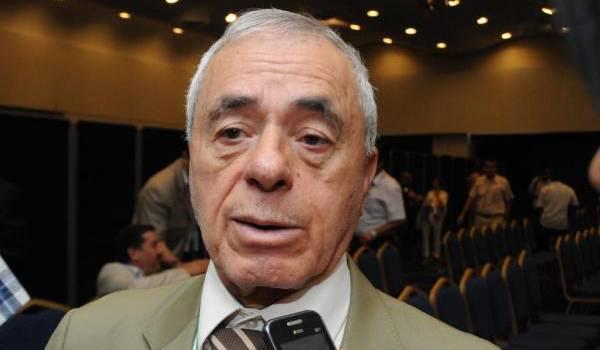 Saïd Bouhadja, membre du BP du FLN.