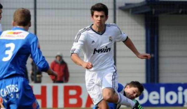 Enzo Zidane.