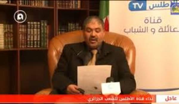 Hafnaoui Ghoul, directeur d'Al Atlas arrêté le 1er mars.