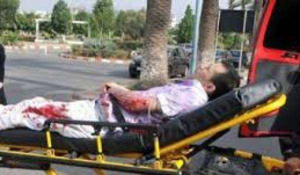 L'attaque non revendiquée a fait 33 morts et de nombreux blessés.