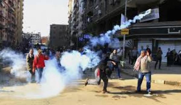 Une impitoyable répression s'abat sur les pro-Morsi.