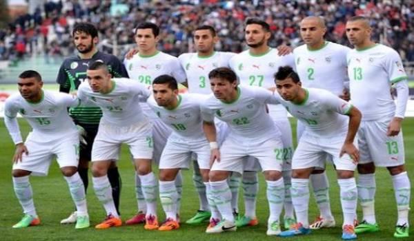 L'équipe nationale