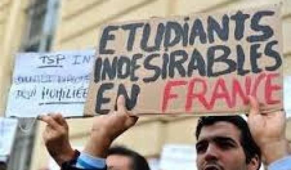 Les étudiants algériens vivent souvent dans des conditions difficiles en France.