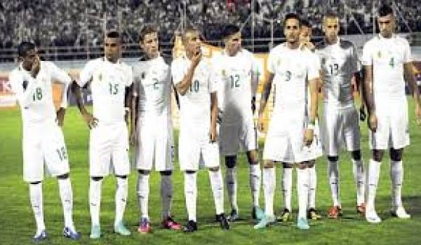 L'EN algérienne affrontera la France dans un match amical.