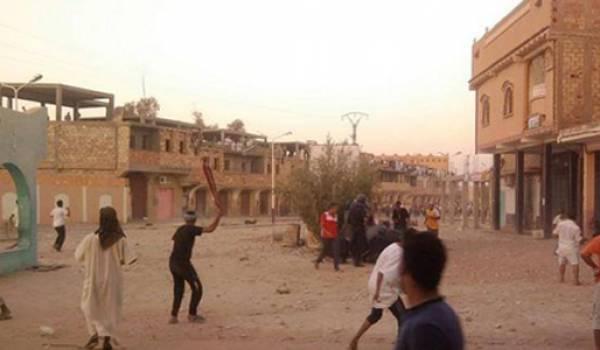 Plusieurs dizaines de blessés sont annoncés dans ces affrontements entre chaambis et Mozabites