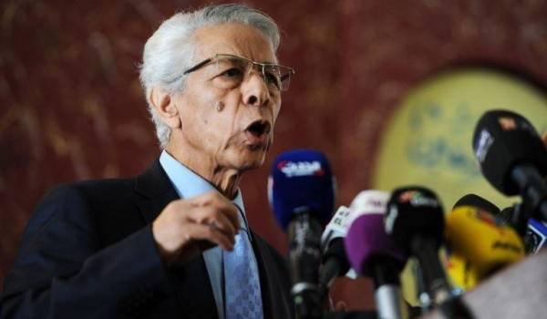 Hamrouche en appelle à l'Armée pour arrêter le processus électoral.