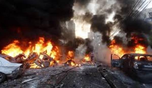 Dimanche un attentat a fait trois morts.