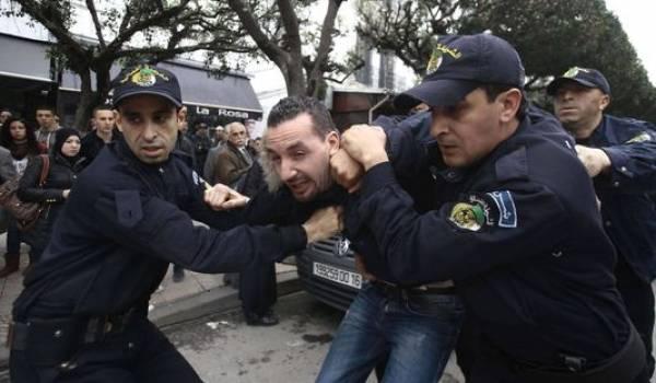 Alger, le tombeau des libertés.