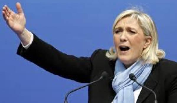 Marine Le Pen veut conquérir des villes.