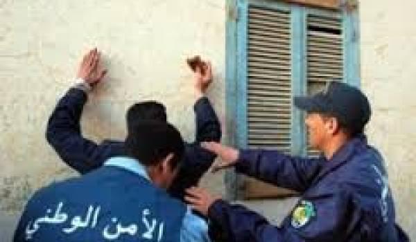 Un membre de comité national des droits de l'homme a été arrêté à Mascara. Photo archives.