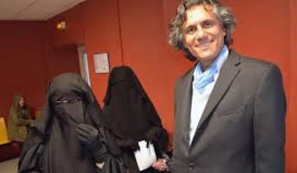 Rachid Nekkaz, un bien étrange ex-candidat à la présidentielle.