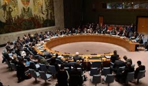 L'assemblée de l'Onu ne reconnaît pas l'annexion de la Crimée par la Russie.