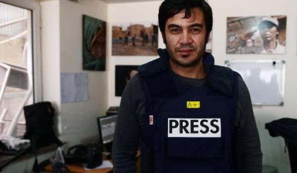 Sardar Ahmat, journaliste à l'AFP, figure parmi les victimes de cette attaque.