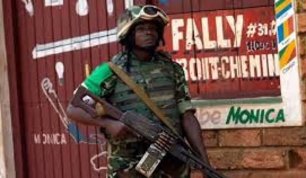 L'armée tchadienne