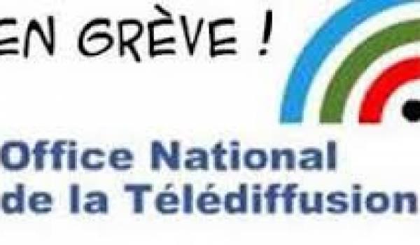 La télévision publique tunisienne en grève.