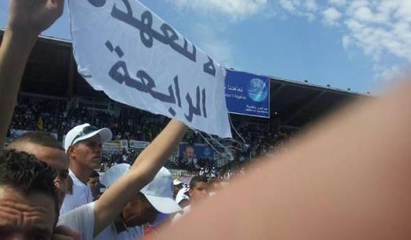 Les Annabis ignorent la venue de Sellal pour leur vendre la énième candidature de Bouteflika