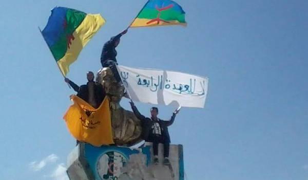 Le Mouvement culture amazigh revendique l'officialisation de tamazight.