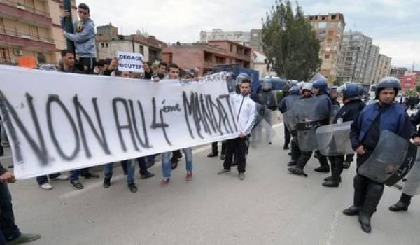 La répression policière des contestataires ne maintiendra qu'un temps la situation en l'état actuel.