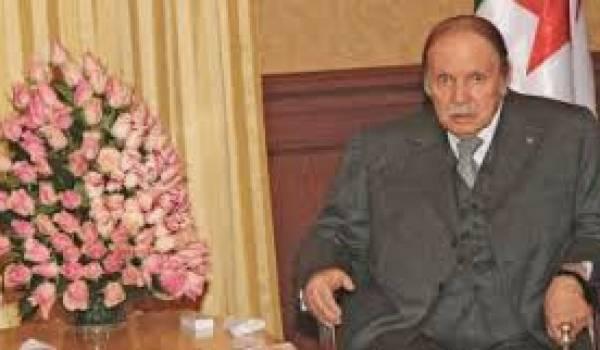 Malade, âgé de 77 ans, et coupé de la société, Bouteflika risque d'entraîner le pays dans une situation de troubles.
