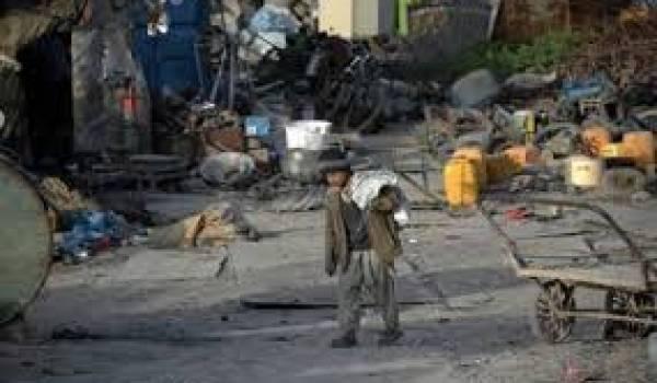 """""""Il y avait plus de 1.000 familles qui vivaient dans ce village qui a subi ces dégâts."""