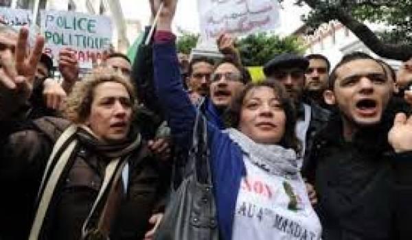 Les manifestants du mouvement Barakat ont été lynchés par la police