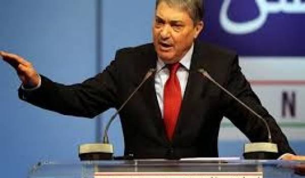 Les pro-Bouteflika entendent corrompre les partisans d'Ali Benflis