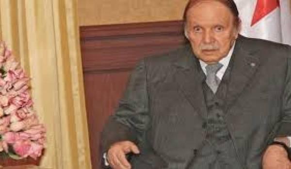 Malgré un bilan économique calamiteux, malgré sa maladie, son âge, Bouteflika, en vrai potentat arabe se représente pour mourir au pouvoir.
