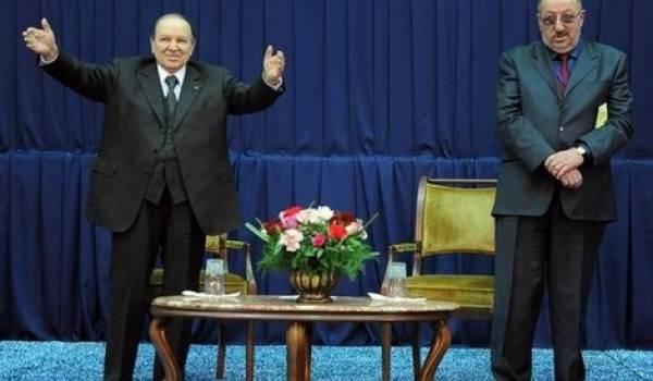 Abdelmadjid Sidi Saïd, l'inamovible SG de l'UGTA, a fait de cette dernière un instrument totalement inféodé à Bouteflika et son clan.