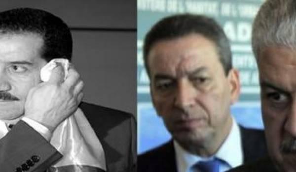 Ghoul, Benyounès et Sellal mentent à tout bout de champ aux Algériens en promettant l'impossible.