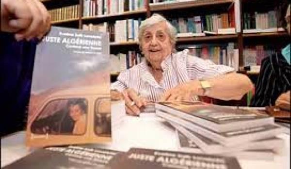 """Evelyne Safir a publié son témoignage de lutte : """"Juste Algérienne"""""""