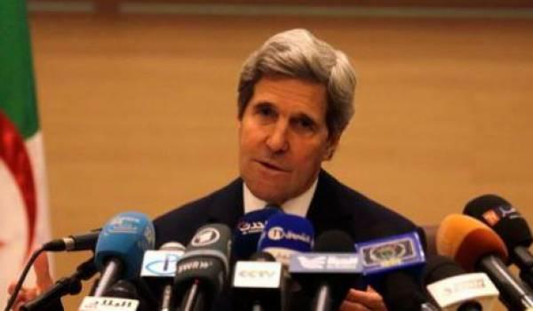 Même les déclarations de Kerry ont été manipulées.