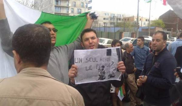 Samedi à Lille. Benyounès et Ghoul subissent la colère des émigrés algériens.