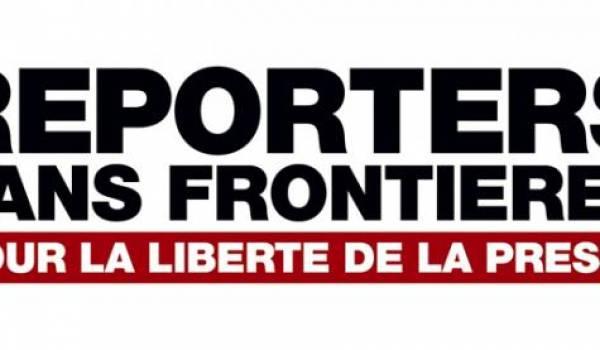 John Kerry en Algérie : RSF réagit