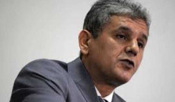 Mohsen Belabas, président du RCD.