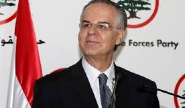 Samir Geagea, virulent opposant au régime syrien et au Hezbollah, veut remplacer Michel Souleiman.