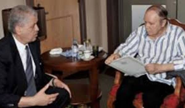 Sella et Bouteflika.