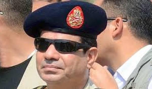 Selon son staff de campagne, Al Sissi n'a pas menacé l'Algérie.