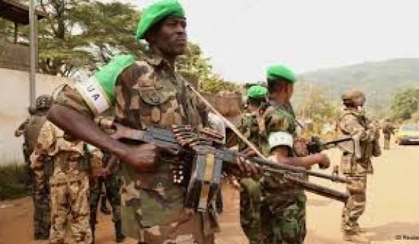 L'armée tchadienne quitte Bangui