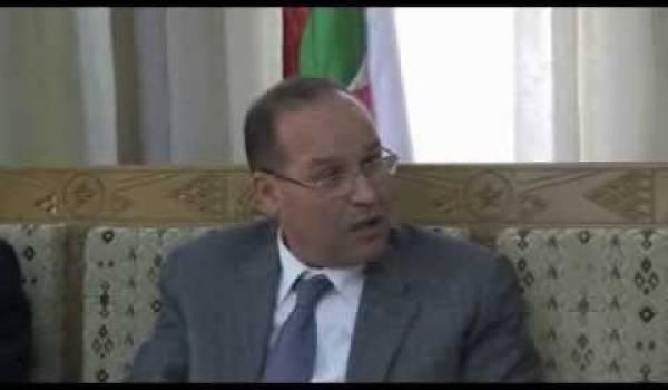 Abdelkader Bouazghi, wali de Tizi-Ouzou