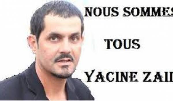 Zaïd Yassine passera devant le juge d'instruction demain mardi.
