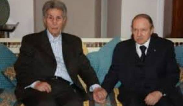 Ben Bella et Bouteflika,