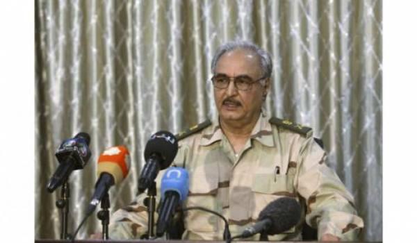 Le général à la retraite Khalifa Haftar serait-il l'homme des Américains ?