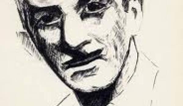 Belaid Aït Ali, le premier romancier d'expression kabyle.