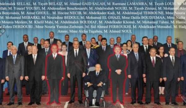 """Bouteflika a enterré encore une fois l""""espoir de changement générationnel en reconduisant le statu quo."""