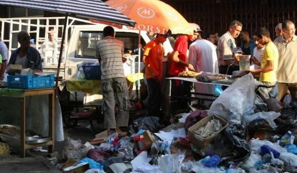 En Algérie, on est encore loin du recyclage voire de la valorisation des déchets.