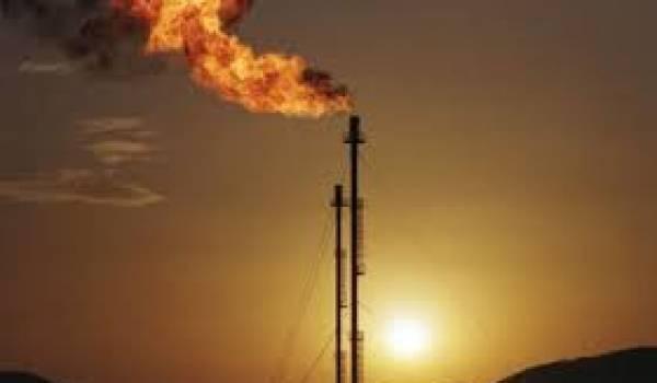 L'économie algérienne est basée entièrement sur les hydrocarbures.