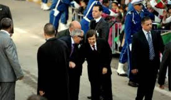 Saïd Bouteflika sera l'héritier du trone de son frère Abdelaziz Bouteflika.